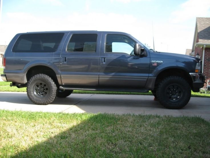 Best 25 Ford Excursion Ideas On Pinterest Ford