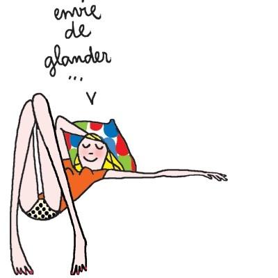 Envie de glander - Soledad Bravi