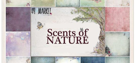 49 and Market's Scents of Nature Collection in store @ Anna's now!