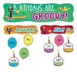 """Checkout the """"Pete the Cat® Happy Birthday Mini Bulletin Board Set"""" product"""