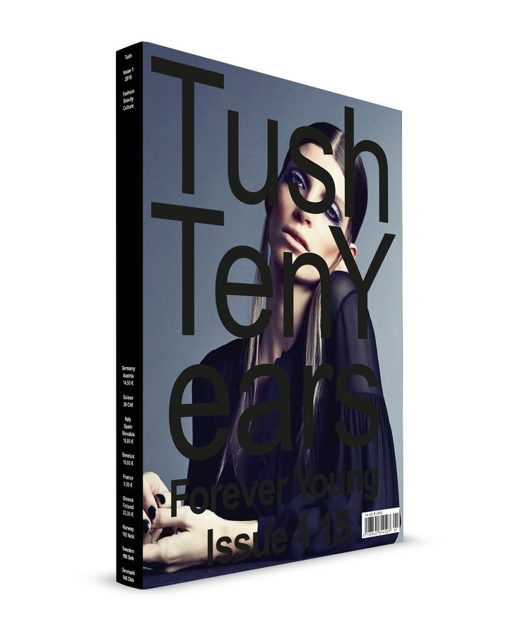 NEW TUSH out now 10 YEARS Issue http://www.mirkoborsche.com/2015-Tush-Magazine-1