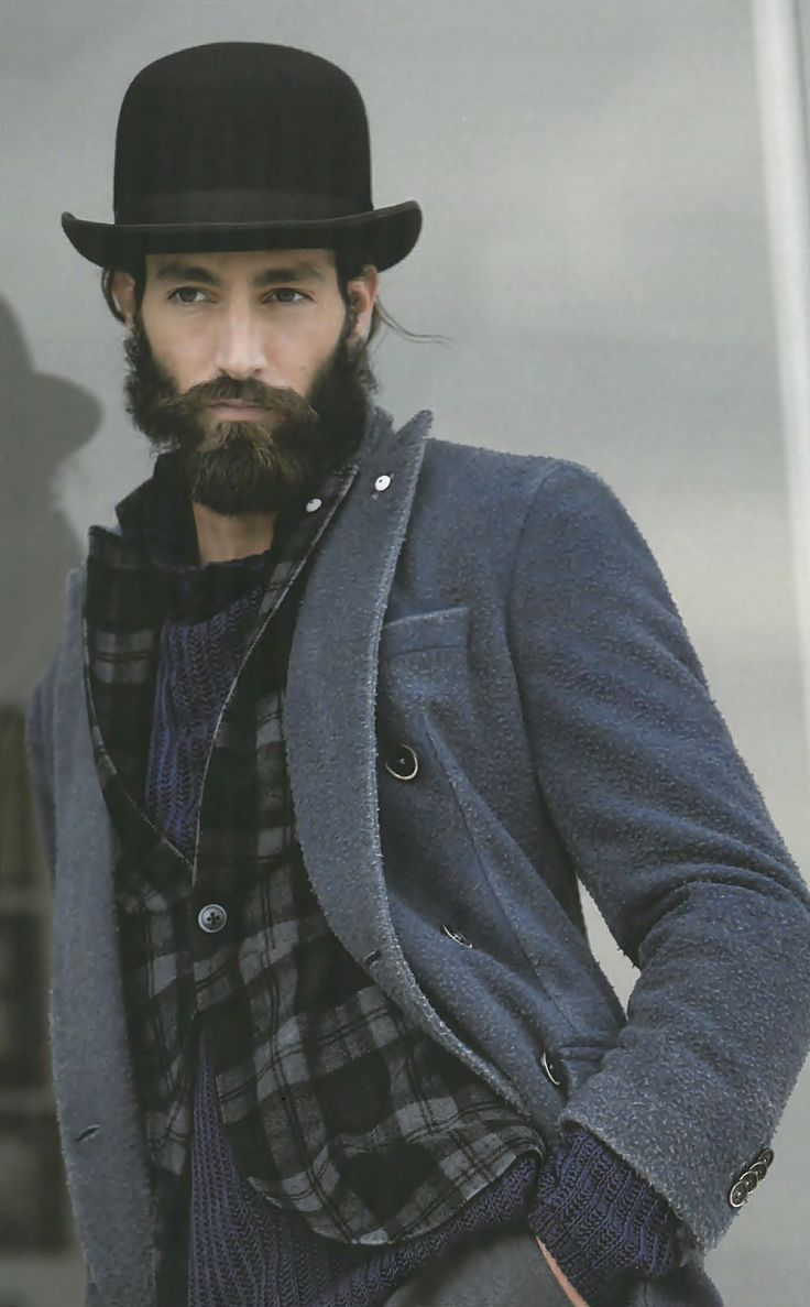The Bowler Hat, a Hat for a Look Vintage Modern
