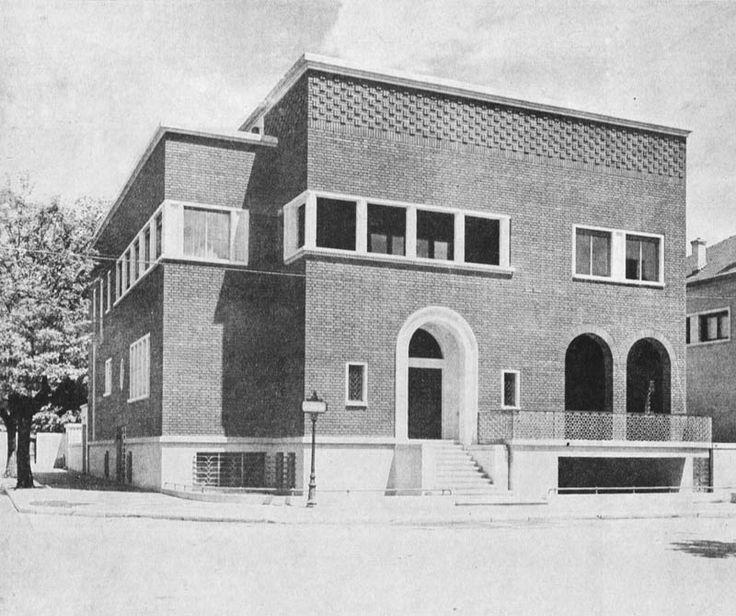 Duiliu Marcu - Arhitectura de interior a locuinţelor. Comanditari   Arhitectura 1906