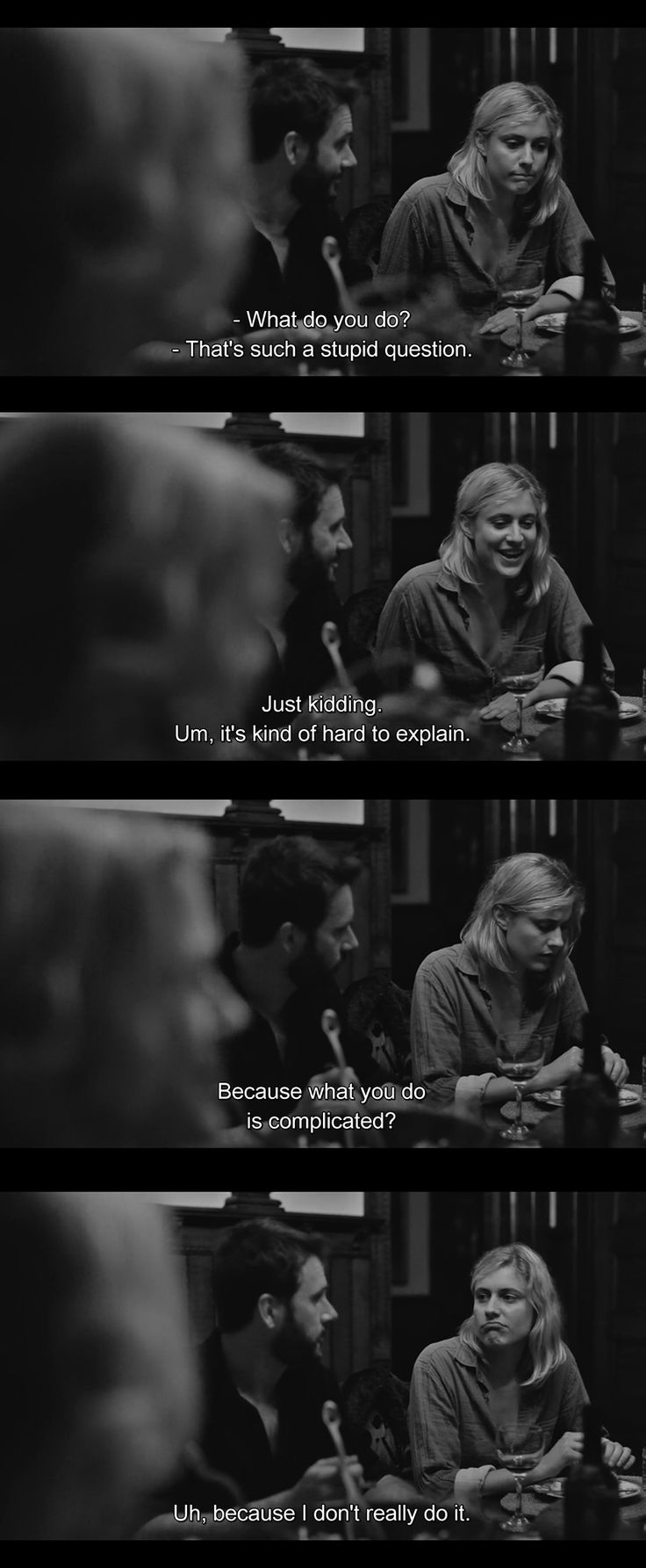 Frances Ha// Im here.                                                                                                                                                                                 More