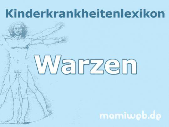 Mamiweb.de - Warzen bei Kindern  #warzen #warze #hausmittel #behandlung #kinder