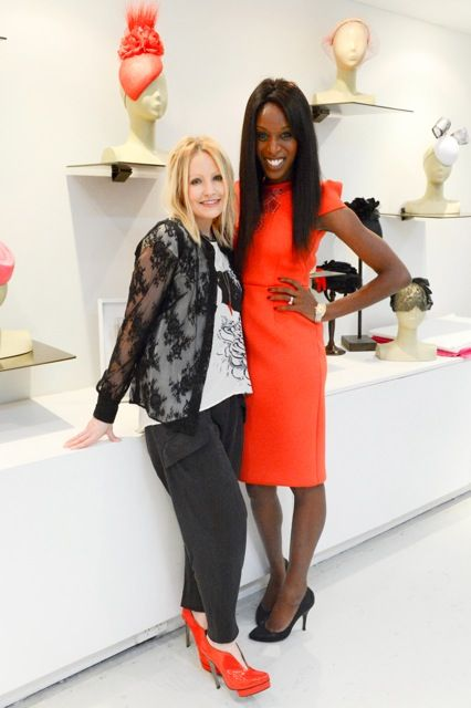 Spring Racing fashion tips from celebrity milliner Nerida Winter | Mama Stylista