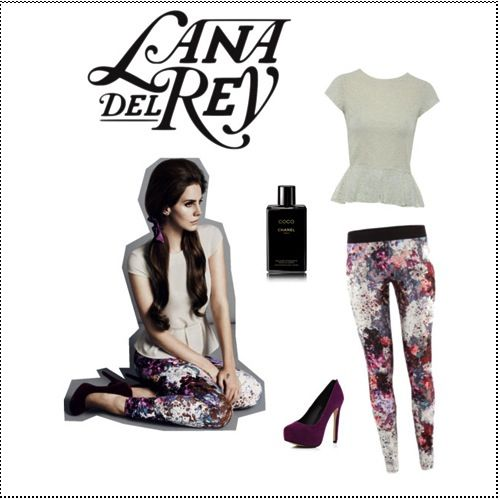 lana del rey inspired outfits - photo #14
