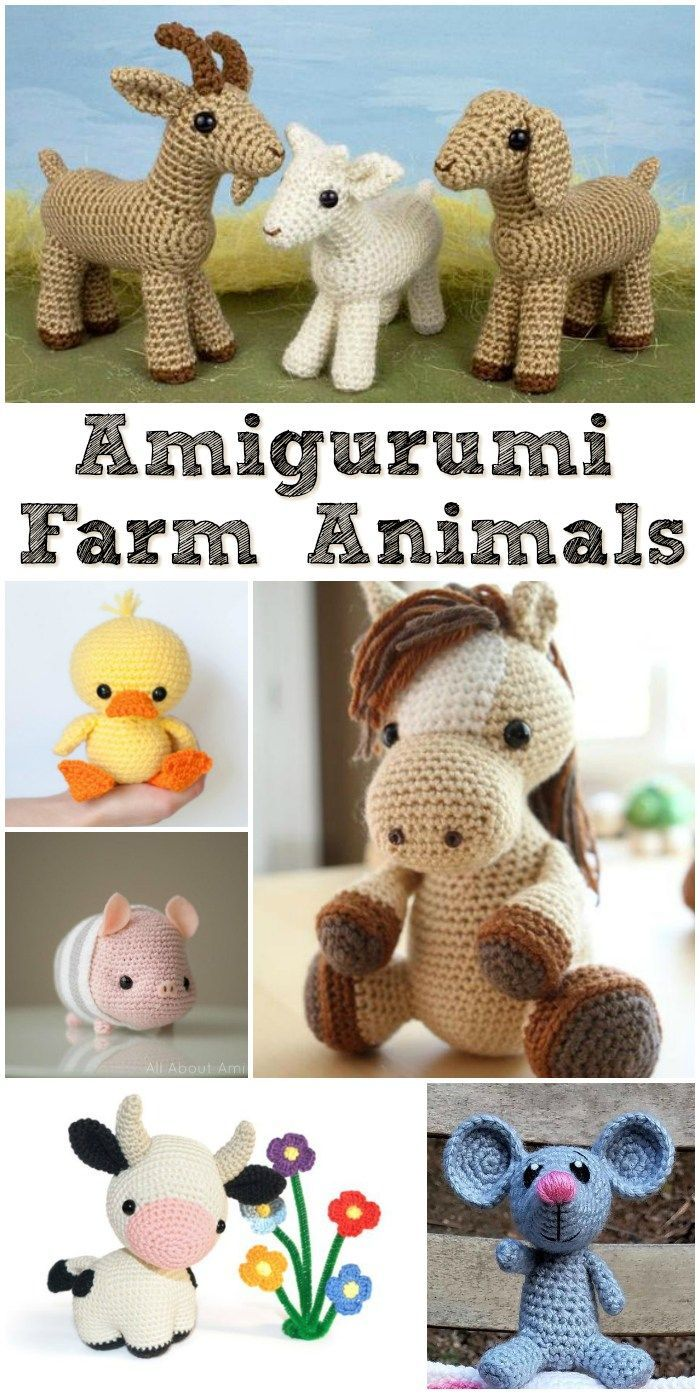 Crocheting Animals