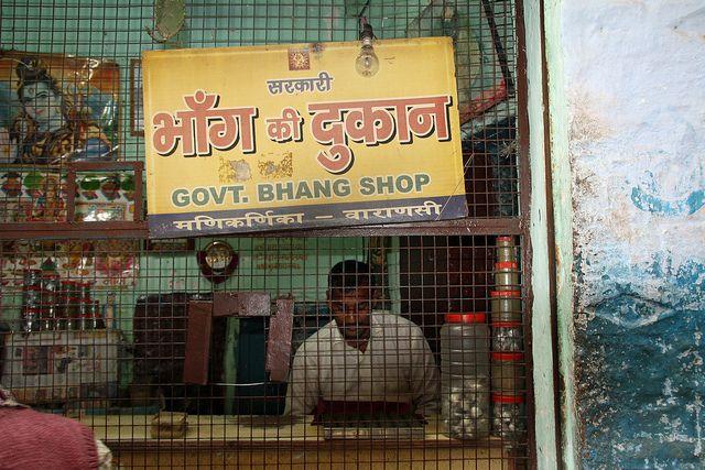 大麻入りラッシー(Bhang Lassi)を飲んだ。その違法性。 – What is liberal arts?