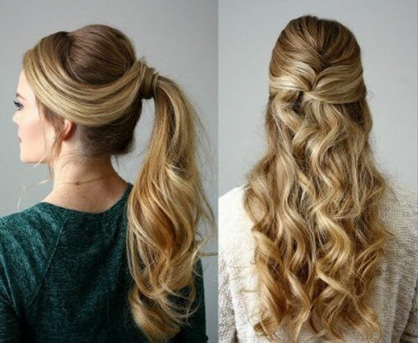 26 best Hairstyles images on Pinterest | Party hairstyles, School ...