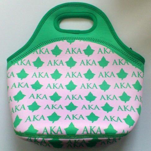 AKA neoprene lunch bag