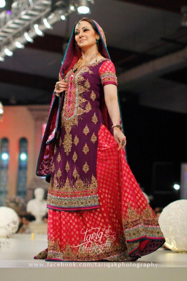 A Royal Eastern Bridal Dress