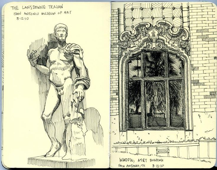 """https://flic.kr/p/8rM7dF   """"lansdowne"""" trajan statue at SAMA and window on the at"""