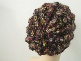 Chunky Triangle Rib Hat    I've been eyeing this yarn for a while, but it took it finally going on sale for me to buy it (I think this c...