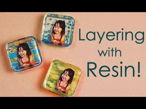 Layering Resin by Little Windows