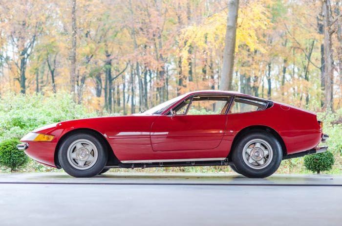 #Ferrari 365 GTB Daytona #italiandesign