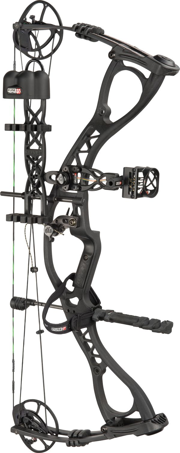 Hoyt Charger with Fuse Accessories