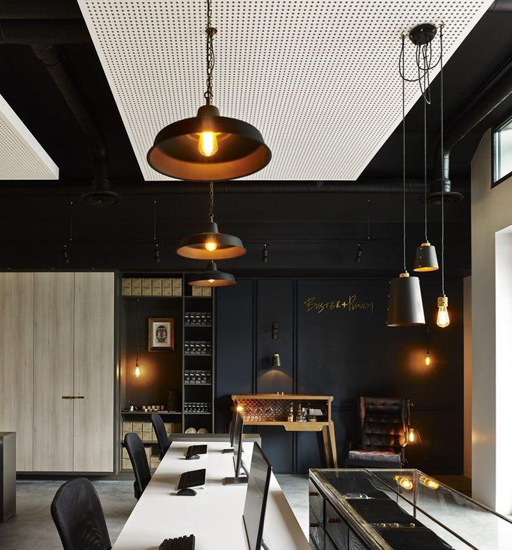 Lights The Garage London: 17 Best Ideas About Workshop Design On Pinterest