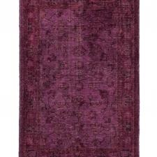pinky purple rug