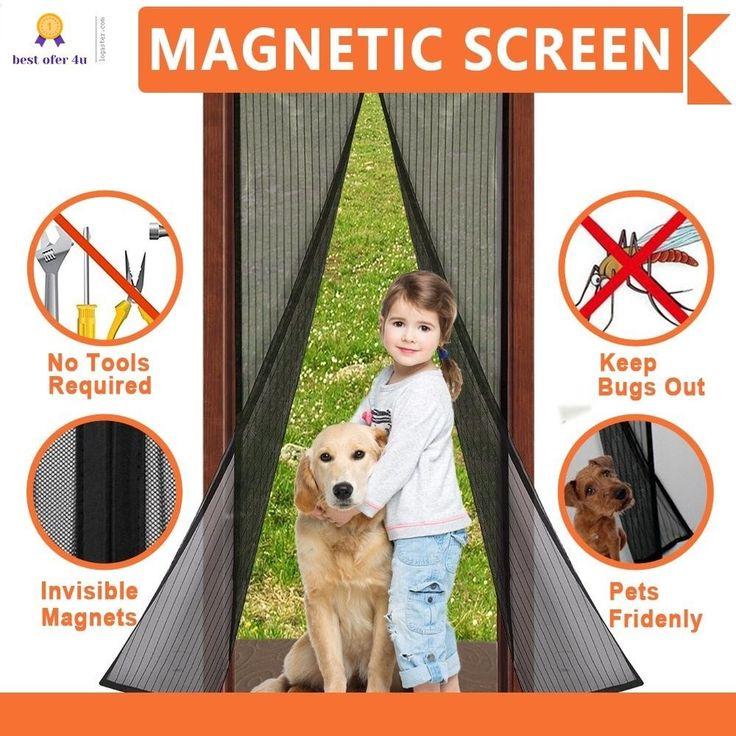 Best 25 Magnetic Screen Door Ideas On Pinterest Screen