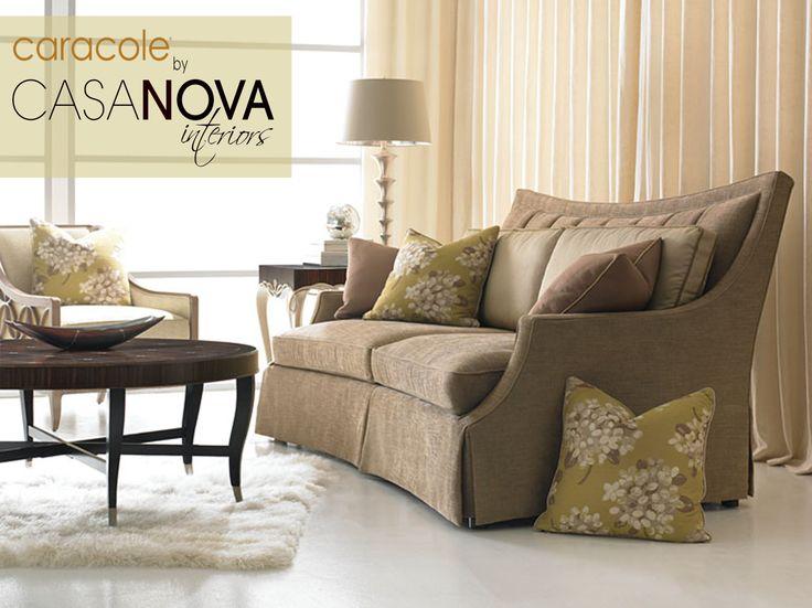 ¡Simple, cómodo y elegante! #Caracole #DescuentoEspecial #Sofá