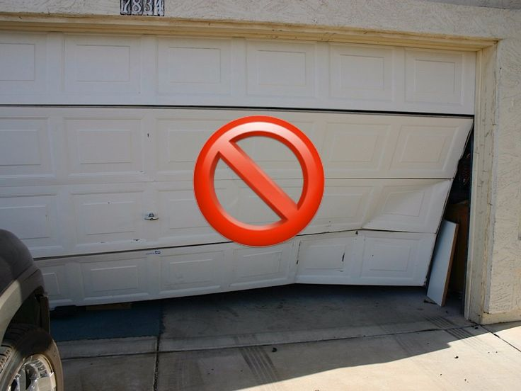 The maker of an internet-connected garage door disabled a customer's device over a bad review