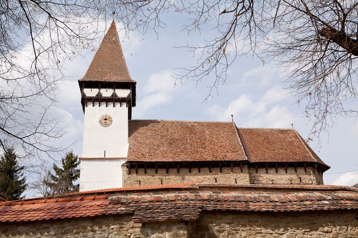 Biserica evanghelica fortificata din Mesendorf