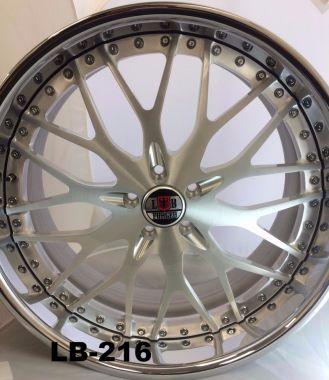 LB Forged Wheels - Multi-Piece Wheels Series 200+
