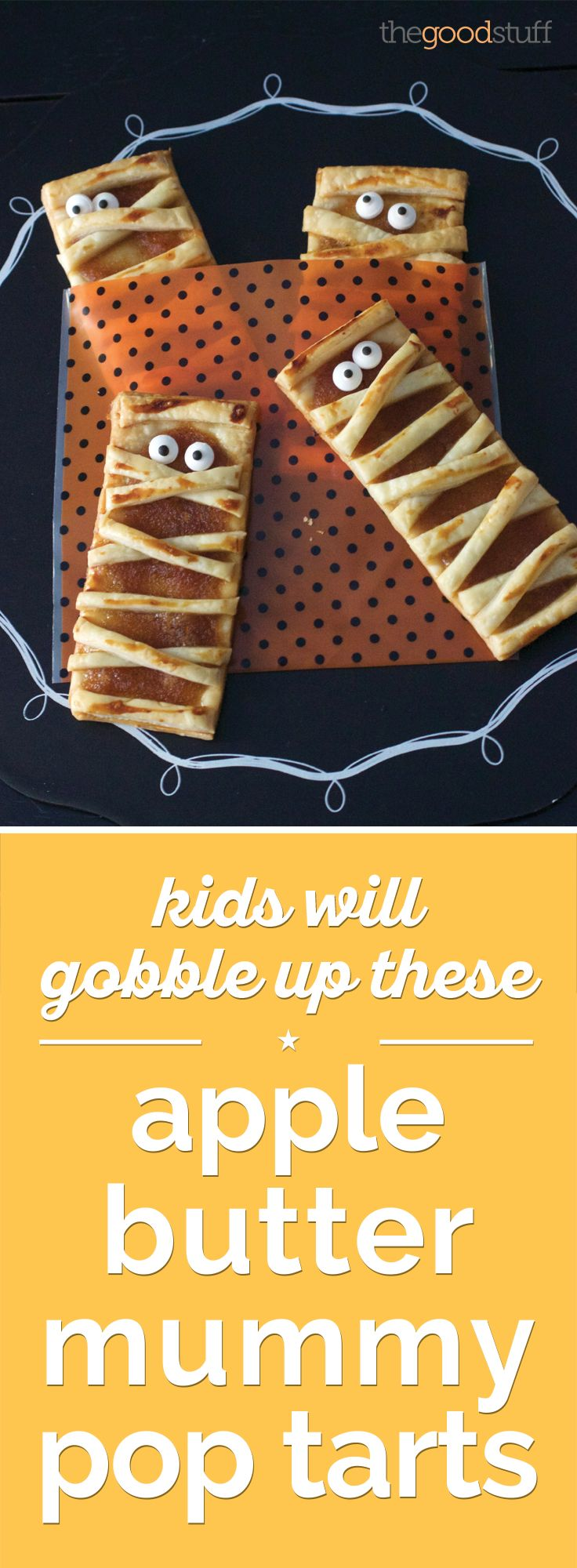 These spooky treats are so easy to make and perfect for any Halloween festivity!