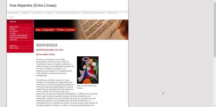 ENTRE LÍNEAS ,Nº 3, ABRIL DE 2011