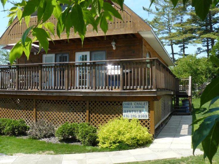 Zosia Chalet - Vacation Rentals in Wasaga Beach, Ontario - TripAdvisor