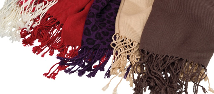 Accessorize with Grace Adele Scarfs