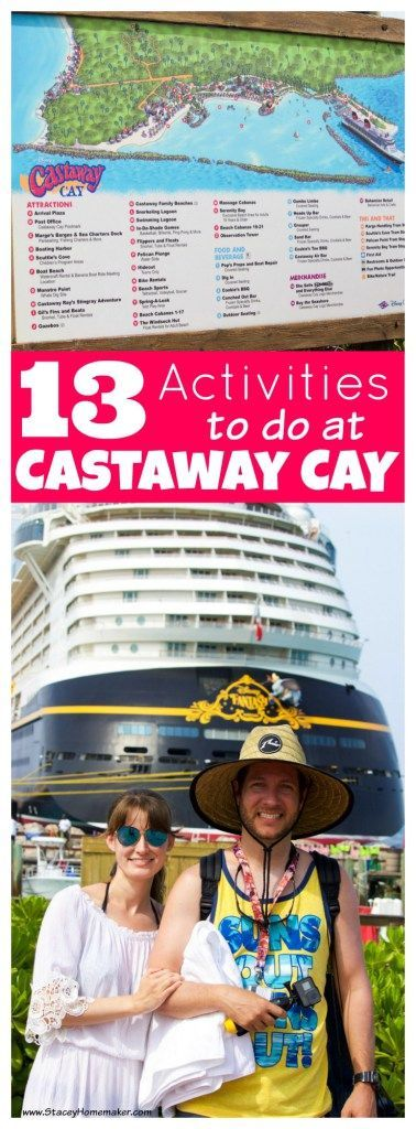 The last port day of our Disney cruise honeymoon was spent at Disney's Castaway Cay. It was my favorite port of the whole cruise! Here are 13 things you need to do at Disney's Castaway Cay!We had the BEST time at Disney's Castaway Cay! Here are 13 things that you need to do to have an awesome time in paradise!