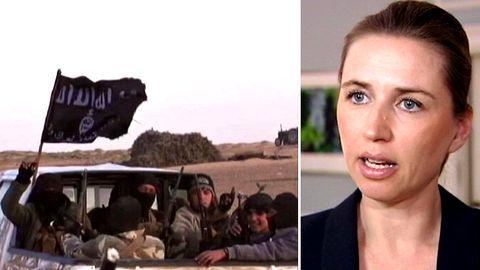 Danmark vill skärpa lagen mot IS-krigare