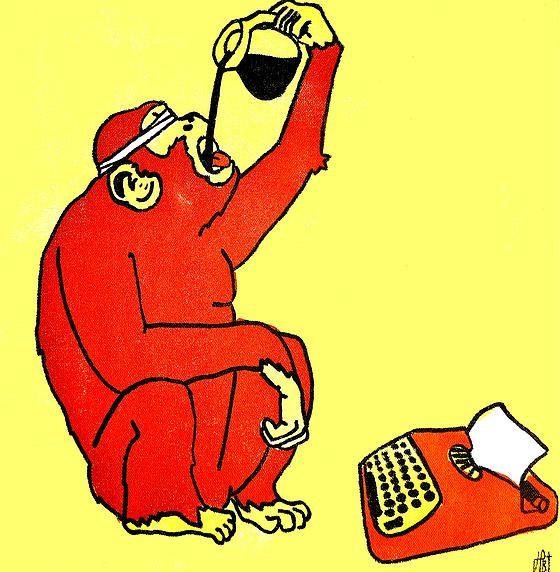 Hasse Bøs Trosby - coffee monkey