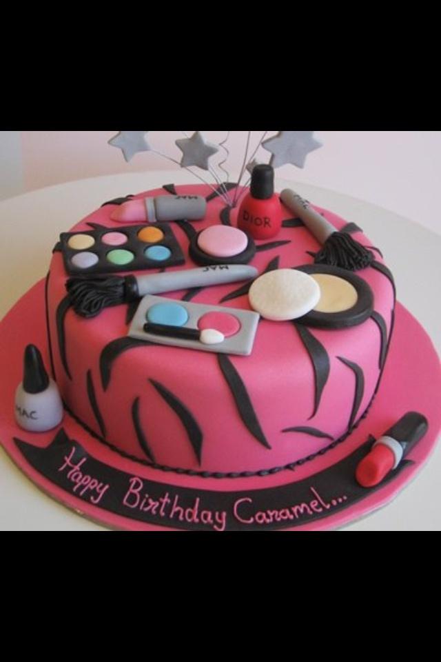 Perfect girly cake