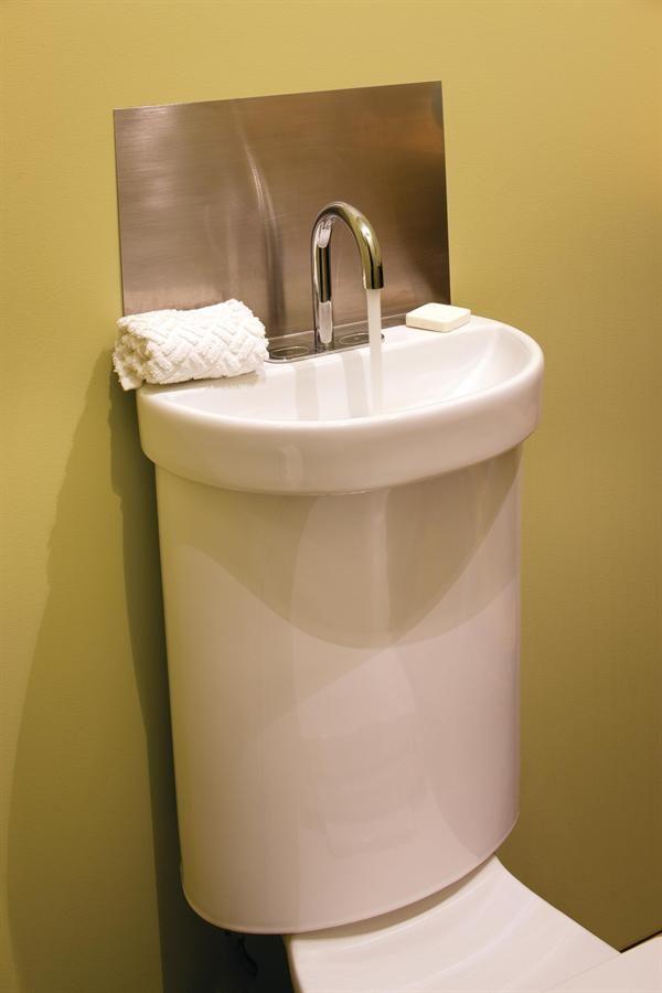COMBO FIXTUREThe high efficiency Profile Smart 305 dual flush