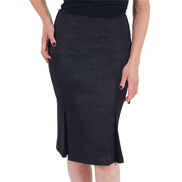 Women's Lucky 13 Cherie Pencil Skirt Rockabilly Retro Pinup Pin Up  Vintage