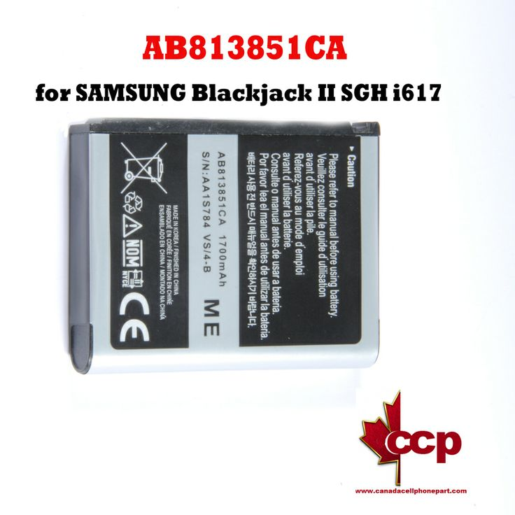 Canada Cell Phone Parts - AB813851CA for SAMSUNG Blackjack II SGH i617   , $15.99 (http://www.canadacellphonepart.com/ab813851ca-for-samsung-blackjack-ii-sgh-i617/)