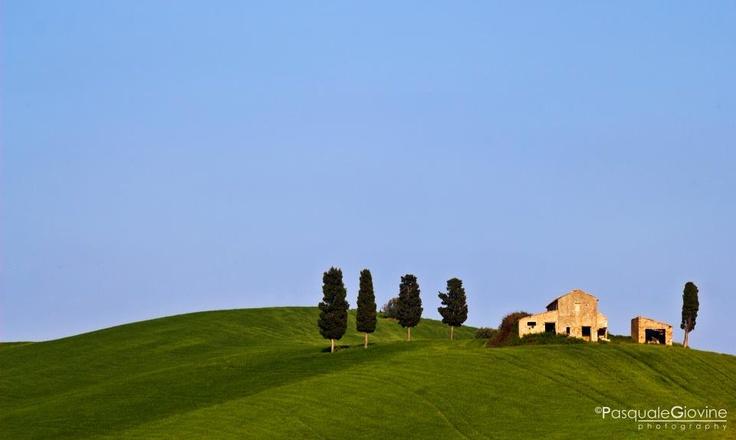 Tuscany or... Abruzzo? Countryside in Cologna (Teramo)