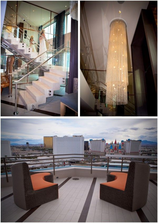 Simply Spectacular Skyline Suite Wedding {MGM Grand}