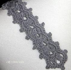 Gehäkeltes Armband                                                       …