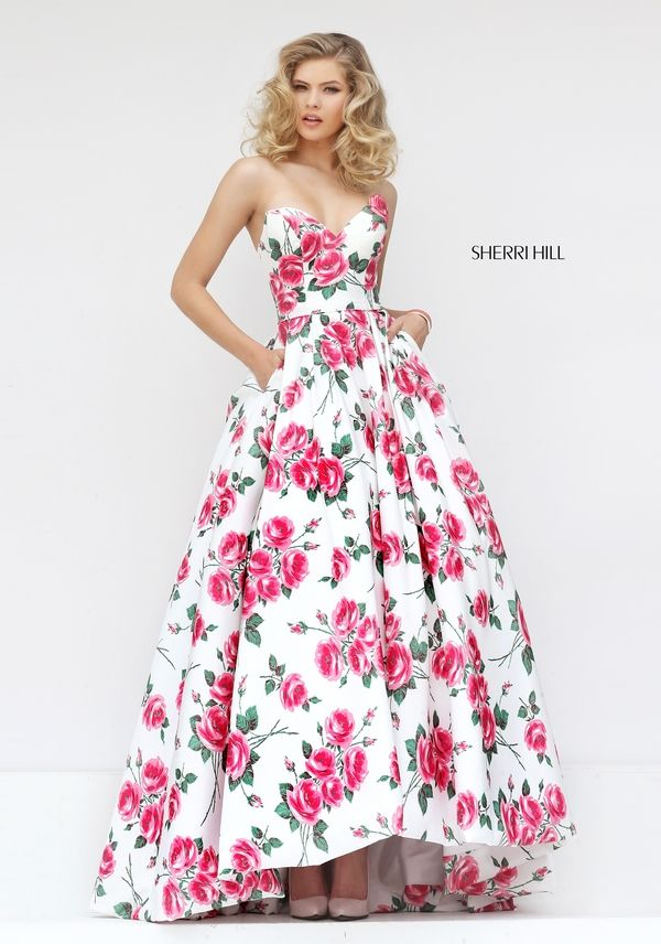 73 best Sherri Hill dresses images on Pinterest | Curve dresses ...