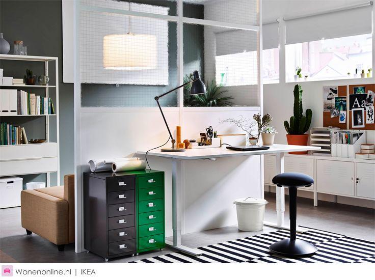 25 beste idee n over kantoor aan huis bureau op pinterest kantoortafels kantoor aan huis en - Ontwerp huis kantoor ...