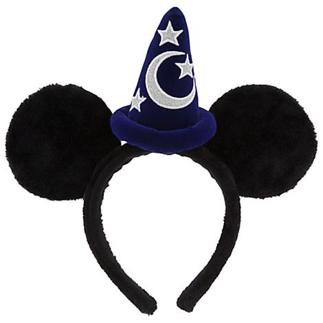 Sorcerer Mickey Mouse Ear Headband