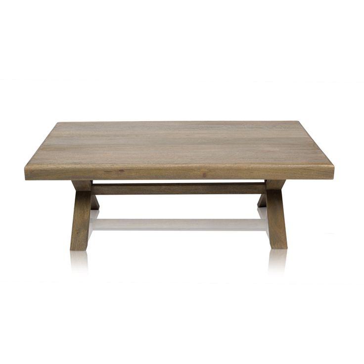 Nydelig sofabord i Mango tre. Mål: 130 x 70 x 45