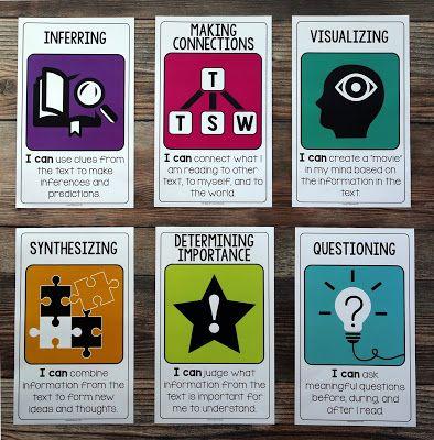 Upper Elementary Snapshots: Reading Strategies that Work!