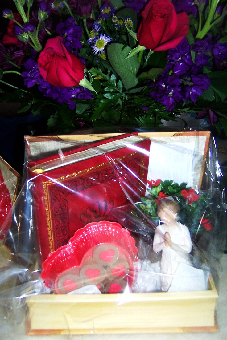 48 best sympathy and funeral gifts images on pinterest funeral another idea in place of funeral flowers a journal angel izmirmasajfo