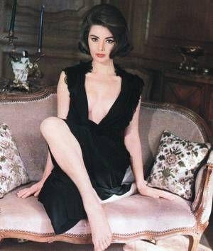 Actrice italienne des années 50