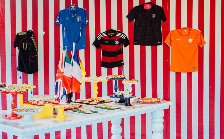 Fazendo a Festa: veja fotos do episódio 'Futebol Europeu' - Fazendo a Festa - Programas - GNT